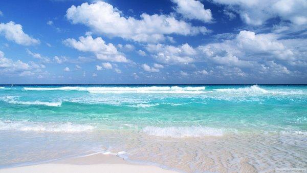 Безмятежность и покой на берегу моря