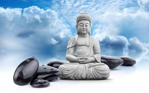 Медитация, Будда