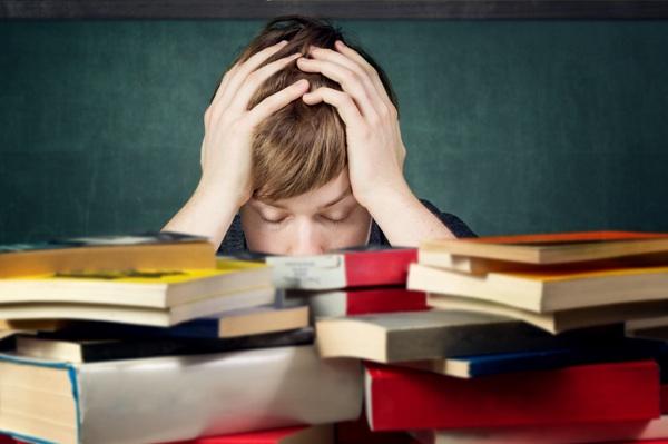 Стресс ученика