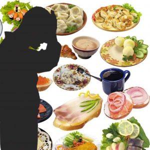 потребность в еде