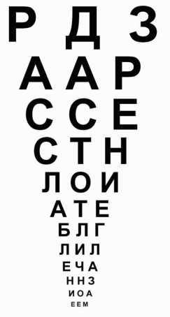 исправление зрения без очков.