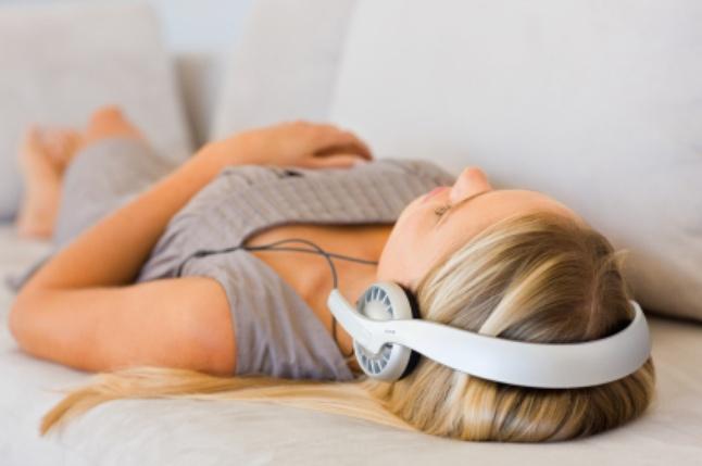 Релаксация под музыку