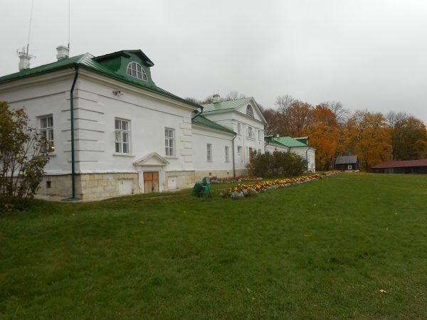 Усадьба Л.Н. Толстого