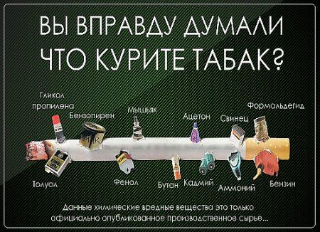 Как я бросил курить.