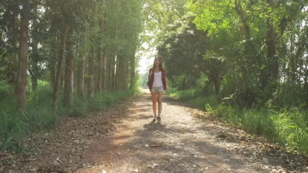 Радость лесных прогулок.