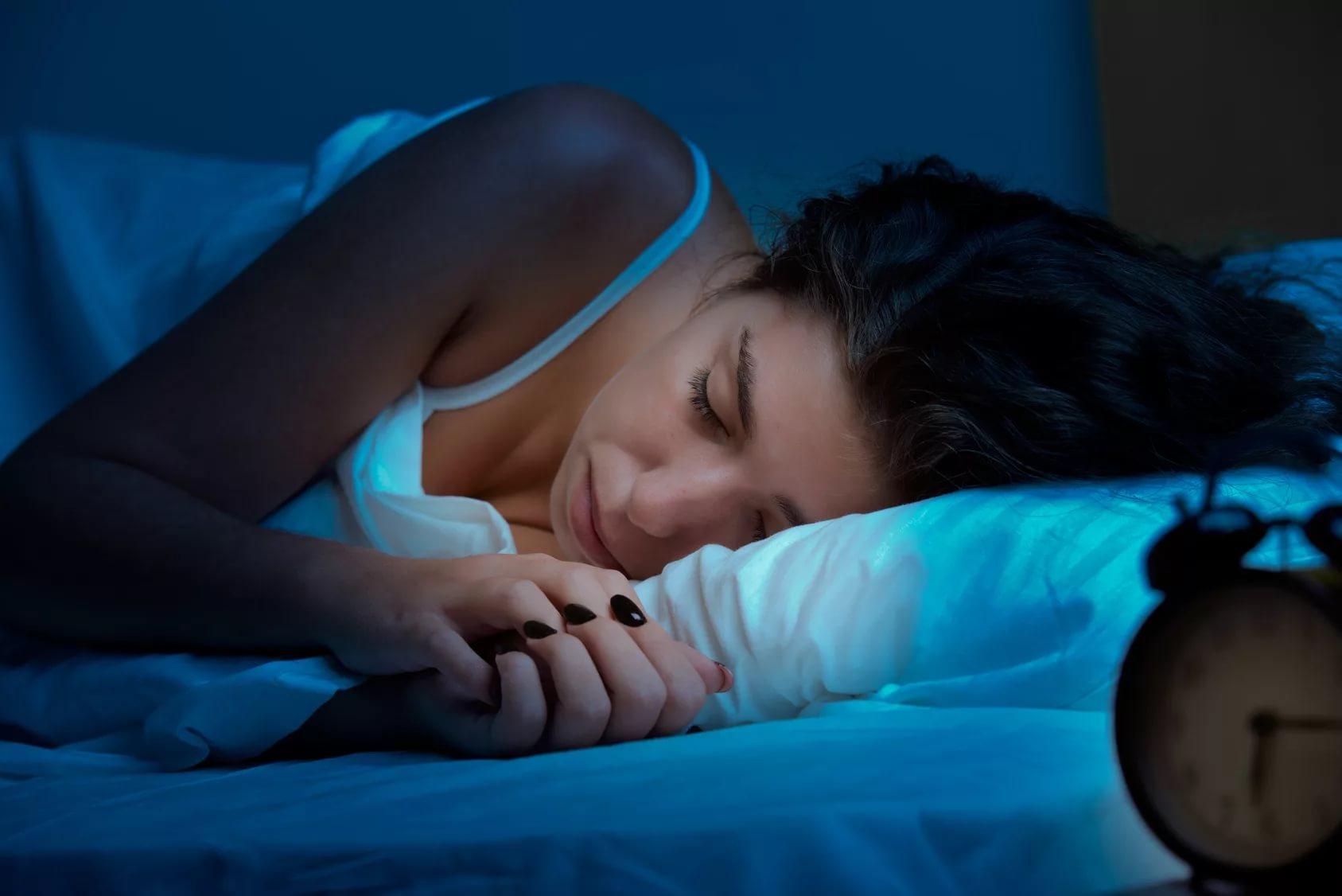 Борьба за сон или как я победила бессонницу