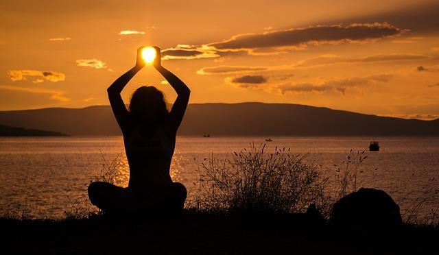 Расслабление в в йоге